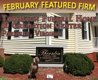 Funeral Home & Cemetery News February Feature